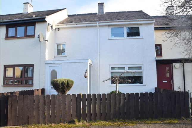 Thumbnail Terraced house for sale in Ellanwood Road, Carrbridge