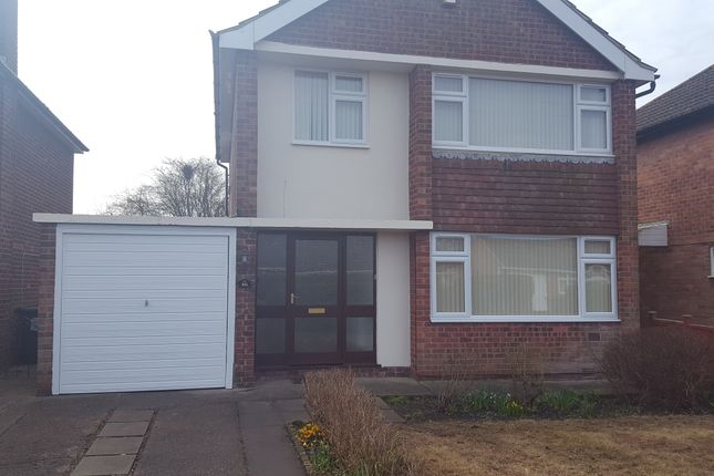 Thumbnail Detached house to rent in Abbey Road, Bingham, Nottingham