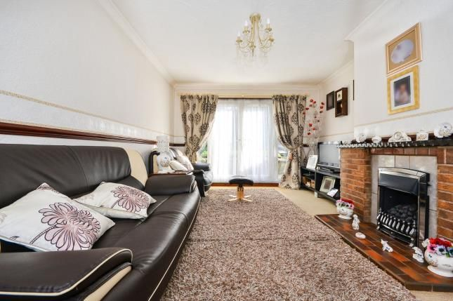Living Room of Caton Close, Sutton-In-Ashfield, Nottinghamshire, Notts NG17