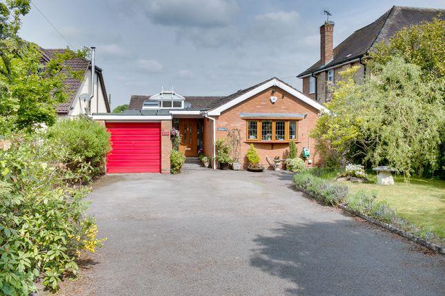 Thumbnail Detached bungalow for sale in Backwoods, Crumpfields Lane, Webheath, Redditch