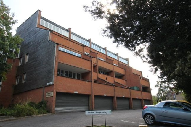 Thumbnail Flat to rent in Copplestone Drive, Exeter