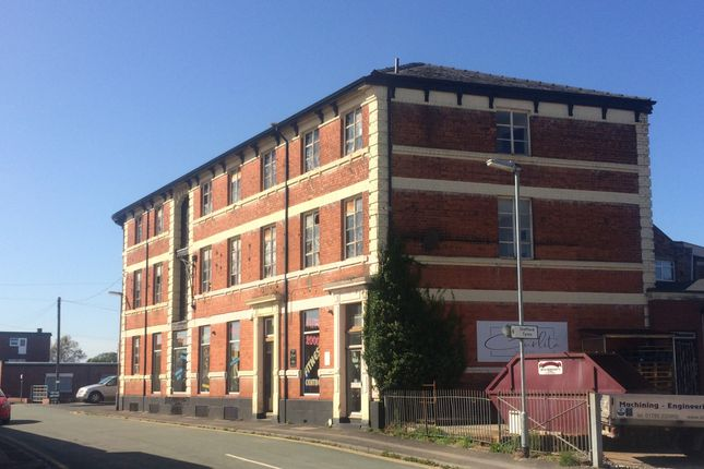Thumbnail Office for sale in St Patrick Street, Stafford