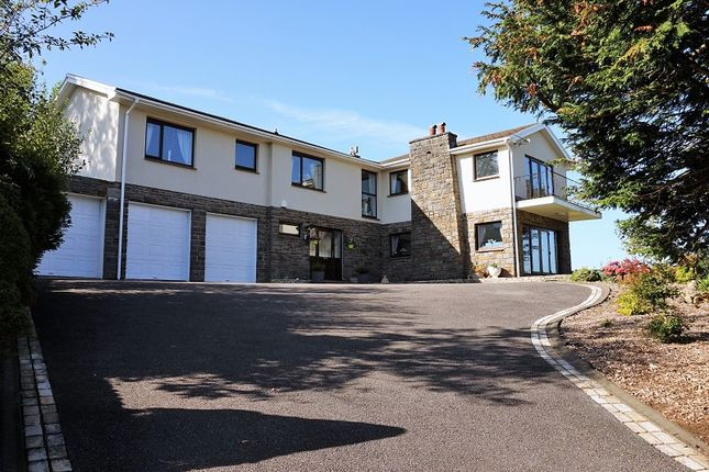 Thumbnail Detached house for sale in Penllyn, Cowbridge