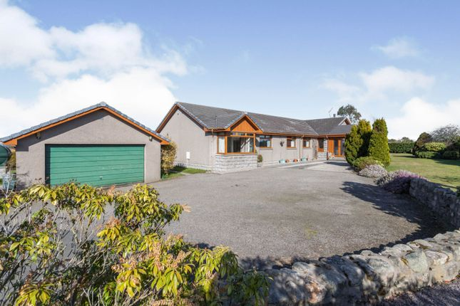 Thumbnail Detached bungalow for sale in Udny, Ellon