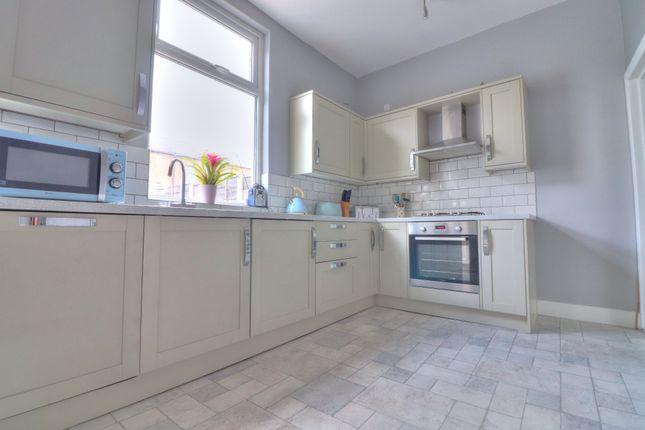 Kitchen Diner of Coomassie Street, Radcliffe, Manchester M26