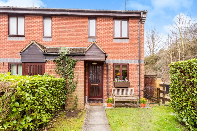 Thumbnail Semi-detached house for sale in Brunel Court, Rowden Hill, Chippenham