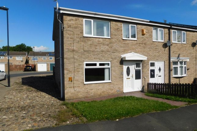 Thumbnail End terrace house to rent in Aldwych Drive, North Shields