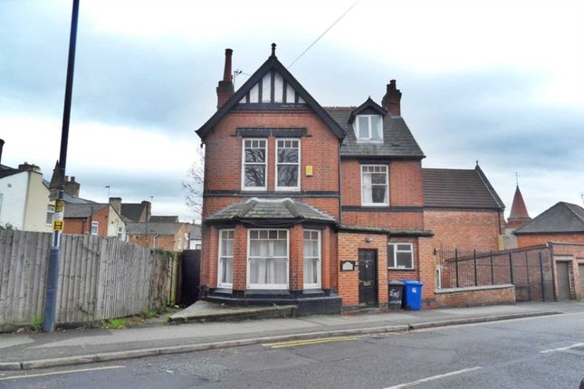 Thumbnail Detached house to rent in Mill Hill Lane, Derby