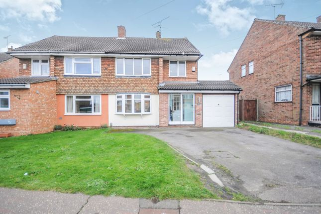 Thumbnail Semi-detached house for sale in Beeches Road, Chelmsford