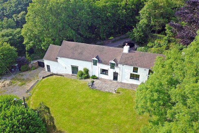 Thumbnail Farmhouse for sale in Bryntail Road, Rhydyfelin, Pontypridd