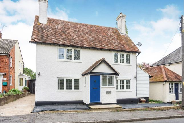 Thumbnail Detached house for sale in High Ongar Road, Ongar