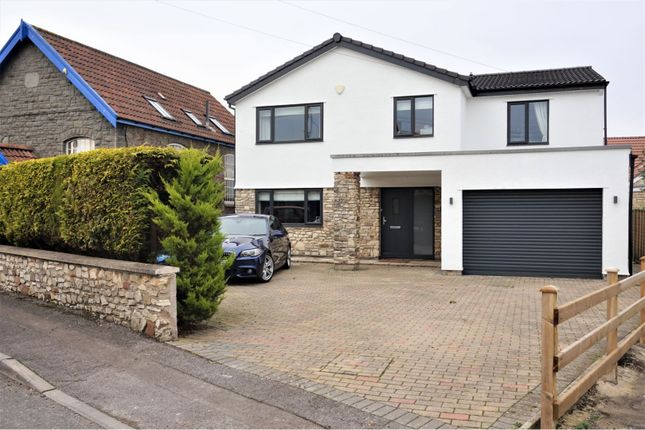Thumbnail Detached house for sale in Poplar Road, Oldland Common