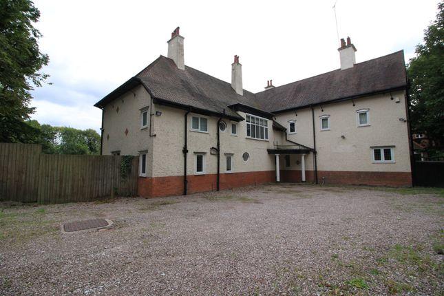Thumbnail Detached house for sale in Meadow Road, Edgbaston, Birmingham