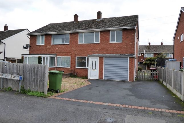 3 bed semi-detached house to rent in Copperfield Drive, Muxton, Telford TF2