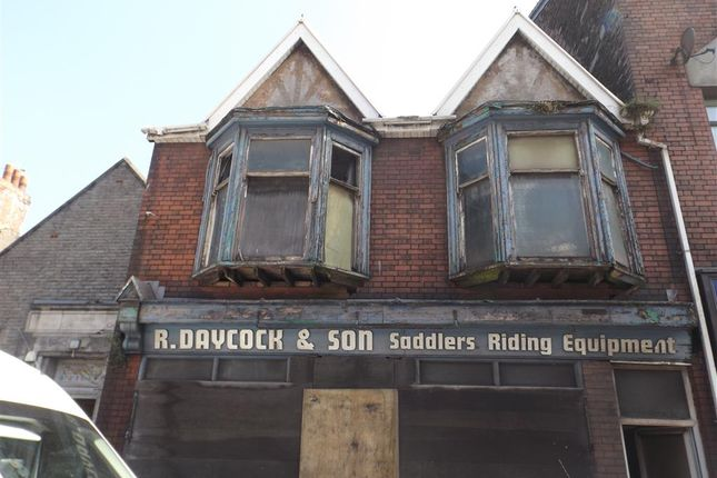 Thumbnail Flat for sale in Commercial Road, Port Talbot