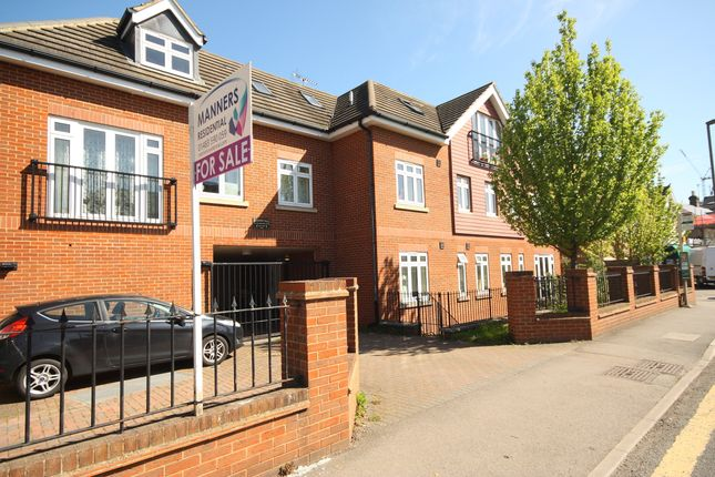 Thumbnail Flat for sale in Goldsworth Road, Woking