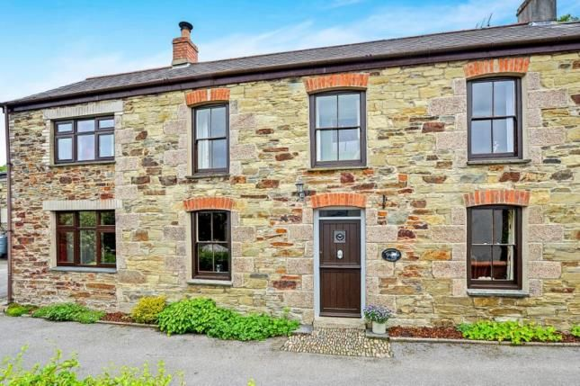 Thumbnail Semi-detached house for sale in St. Agnes, Cornwall