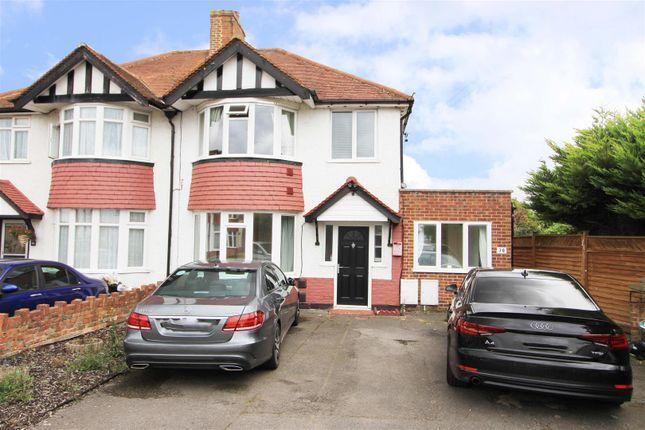 Maisonette for sale in Candover Close, Harmondsworth, West Drayton