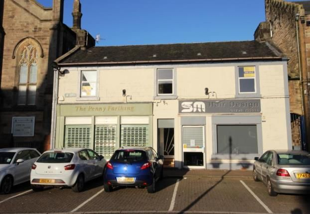 Thumbnail Flat for sale in The Cross, Dalry, North Ayrshire