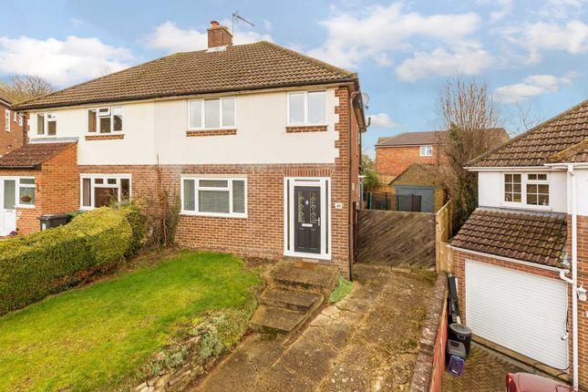 Thumbnail Semi-detached house for sale in Egerton Road, Berkhamsted
