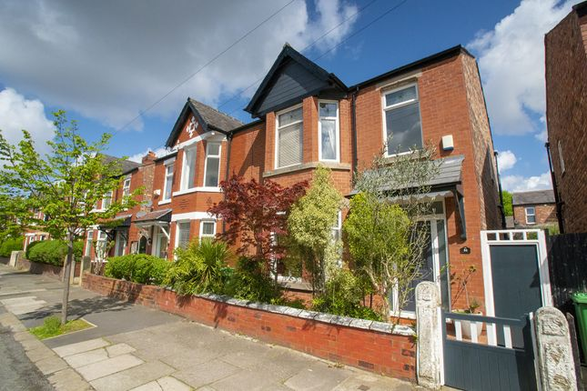 Thumbnail Semi-detached house for sale in Newport Road, Manchester