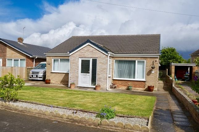 Thumbnail Detached bungalow for sale in Oakfield, Saxilby