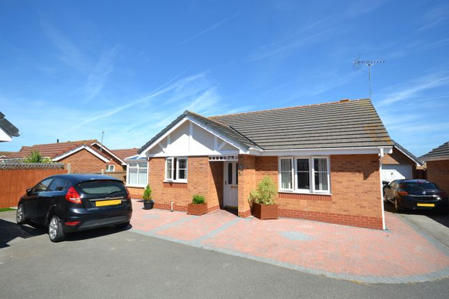 Thumbnail Detached bungalow for sale in Rhos Fawr, Belgrano