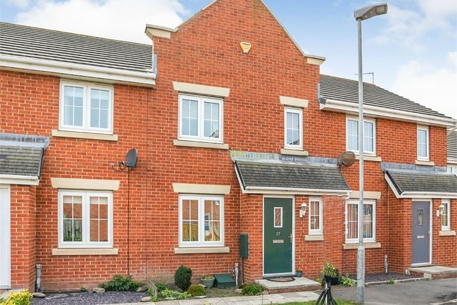 Thumbnail Terraced house for sale in Manor Court, Newbiggin-By-The-Sea, Northumberland