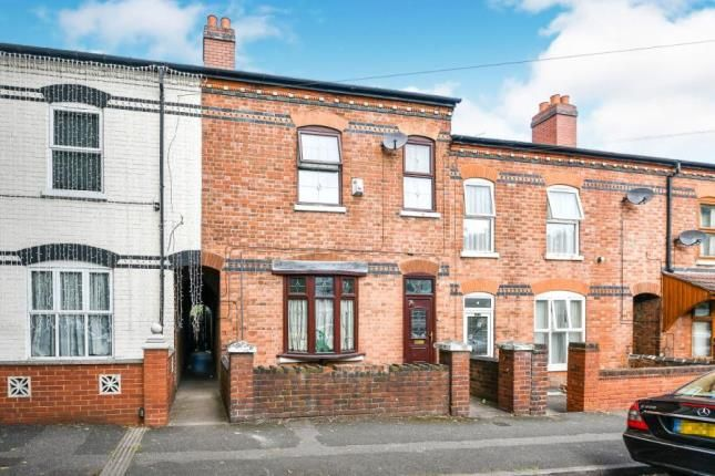 Front of Rowley Street, Walsall, West Midlands WS1