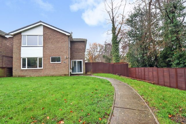 Thumbnail Detached house for sale in Park Way, Fair Oak, Eastleigh