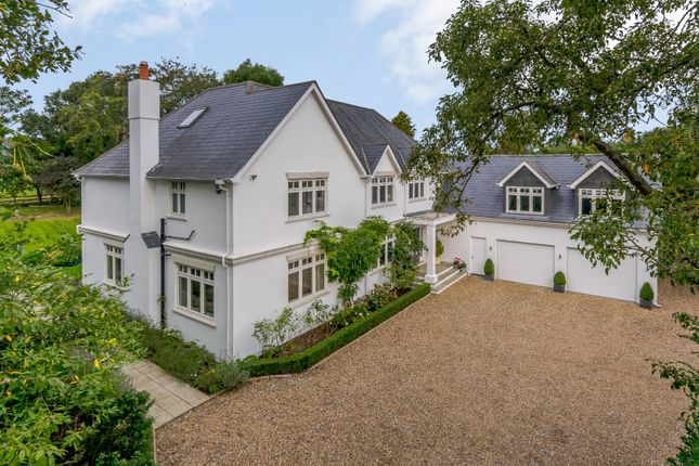 Thumbnail Detached house for sale in Hermitage Lane, Windsor, Berkshire