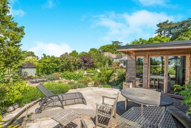 Garden of East Horsley, Leatherhead, Surrey KT24