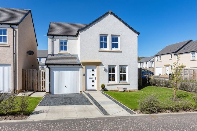 Thumbnail Detached house for sale in Kingfisher Grove, Galashiels