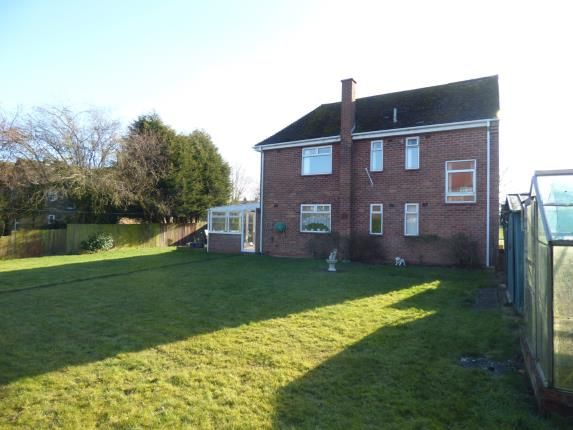 Thumbnail Detached house for sale in Lancaster Green, Hemswell Cliff, Gainsborough, .