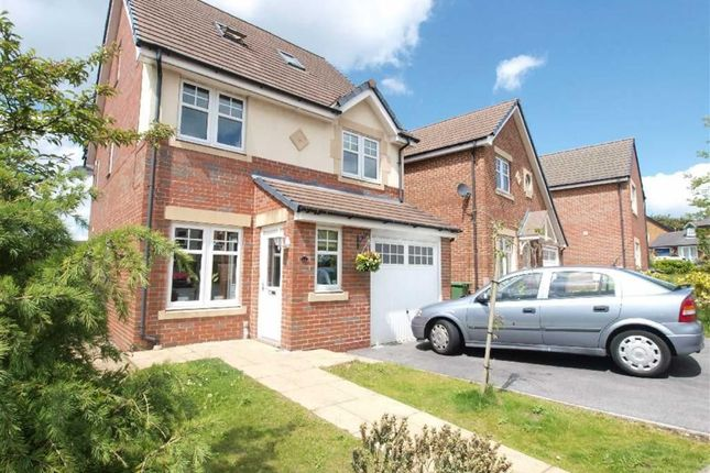 Thumbnail Detached house for sale in Bluebell Way, Accrington
