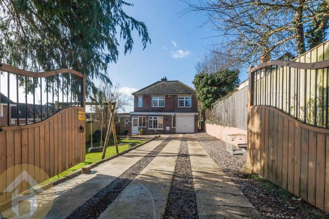 Thumbnail Detached house for sale in New Road, Royal Wootton Bassett