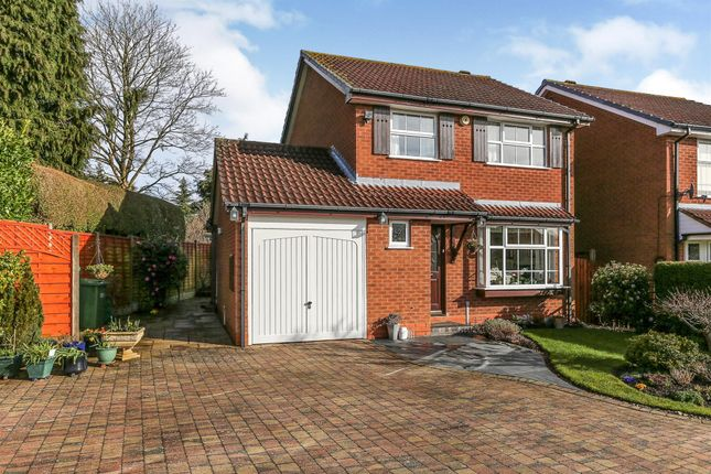 Thumbnail Detached house for sale in Hintons Coppice, Knowle, Solihull
