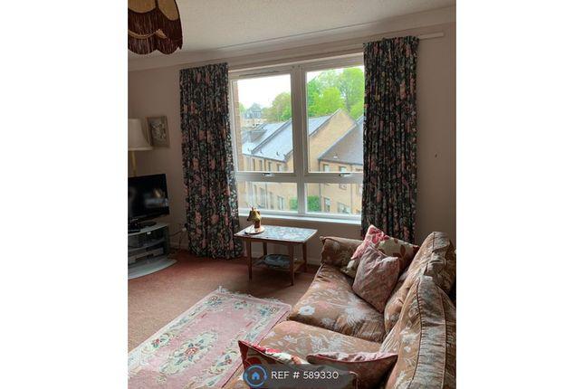 Thumbnail Flat to rent in Sunbury Place, Edinburgh