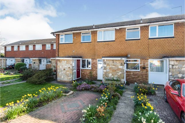 Thumbnail Terraced house for sale in Whytecroft, Hounslow