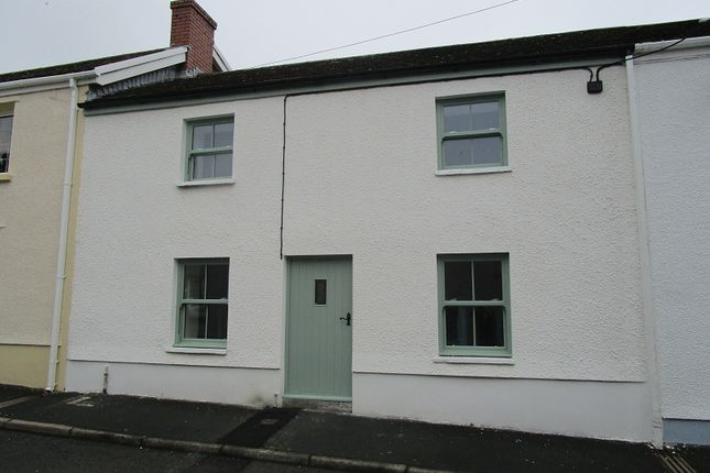 Thumbnail Cottage for sale in Pelican Street, Ystradgynlais, Swansea.