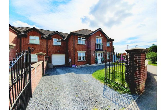Thumbnail Semi-detached house for sale in Thornberry Road, Belfast