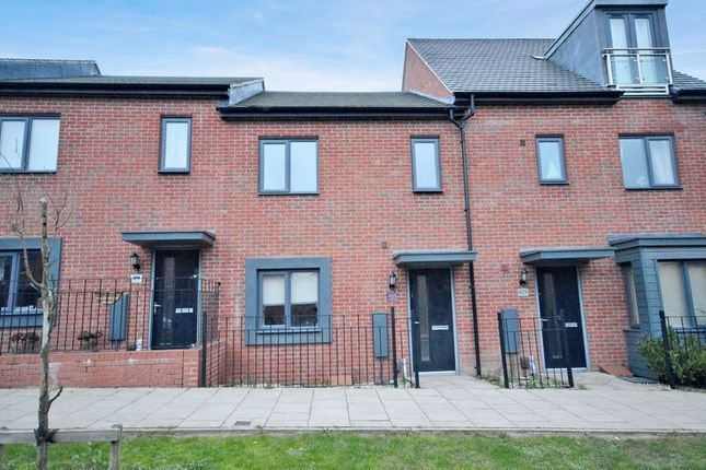 Thumbnail Terraced house for sale in Birchfield Way Lawley, Telford, Shropshire.