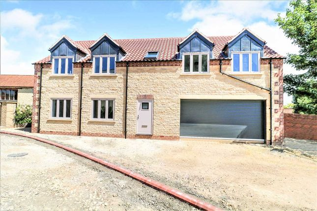 Thumbnail Detached house for sale in Brewers Yard, Potterhanworth, Potterhanworth, Lincoln