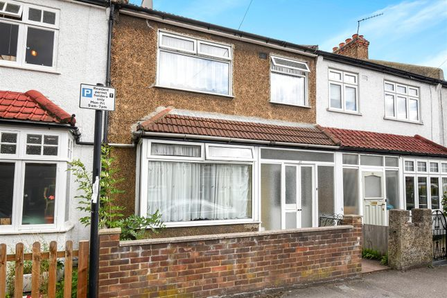 Thumbnail Terraced house for sale in Malyons Road, London