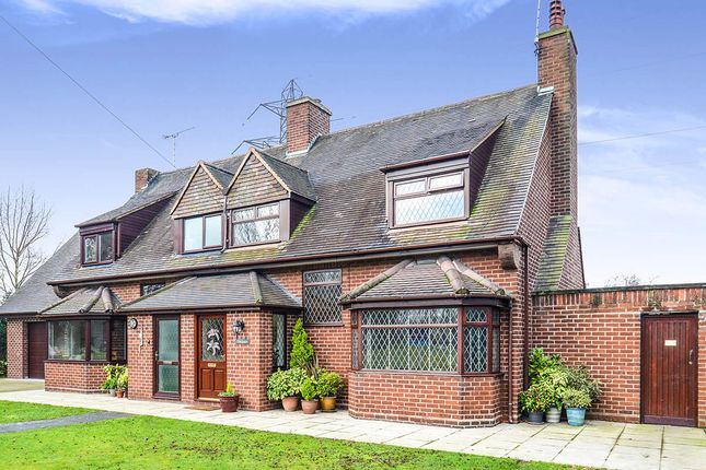 3 bed semi-detached house for sale in Deeside Crescent, Sealand, Chester