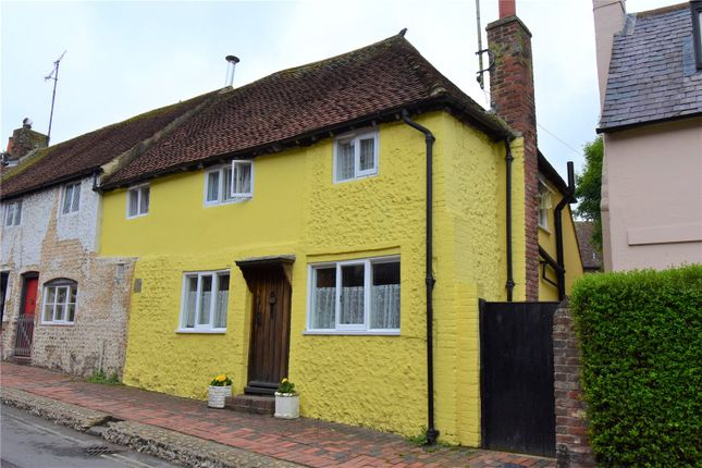 Thumbnail End terrace house for sale in North Street, Alfriston, Polegate
