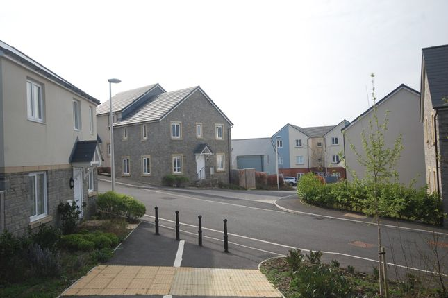 Thumbnail Semi-detached house for sale in Churchill Road, Bideford
