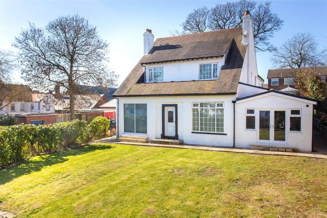 Thumbnail Detached house for sale in Norfolk View, Chapel Allerton, Leeds, West Yorkshire.