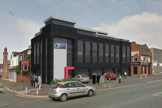 Thumbnail Commercial property for sale in Cheetham Hill Road, Manchester