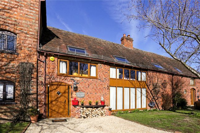 Thumbnail Barn conversion for sale in Ullington, Evesham, Worcestershire